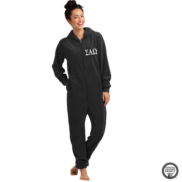 Sigma Alpha Omega Fleece Lounger