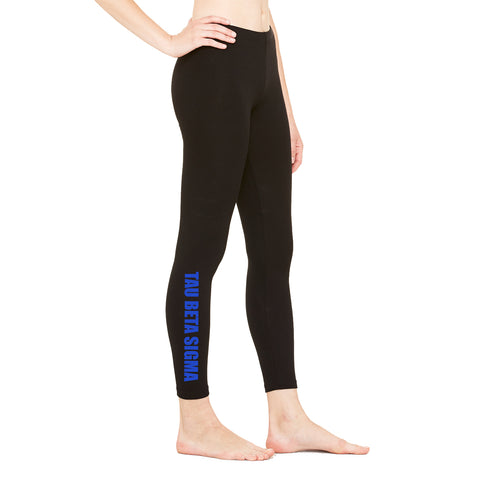Tau Beta Sigma Leggings