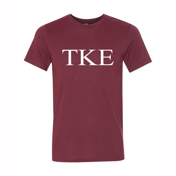 Tau Kappa Epsilon Short Sleeve T-Shirt