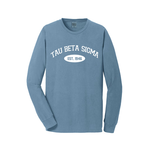 Tau Beta Sigma Long Sleeve Vintage T-Shirt