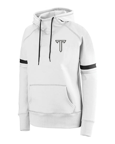 Troy University Spry Hooded Sweatshirt - Ladies