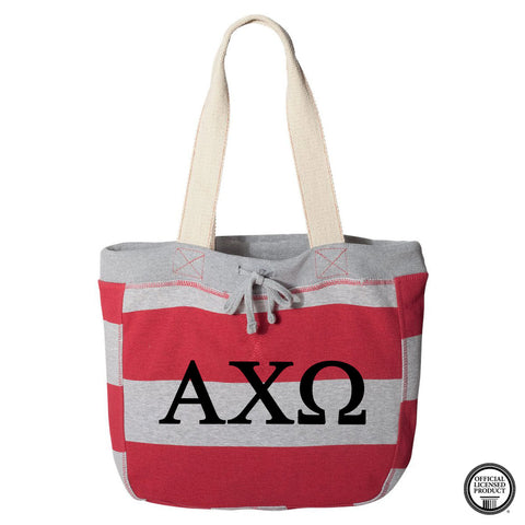 Alpha Chi Omega Beachcomber Bag