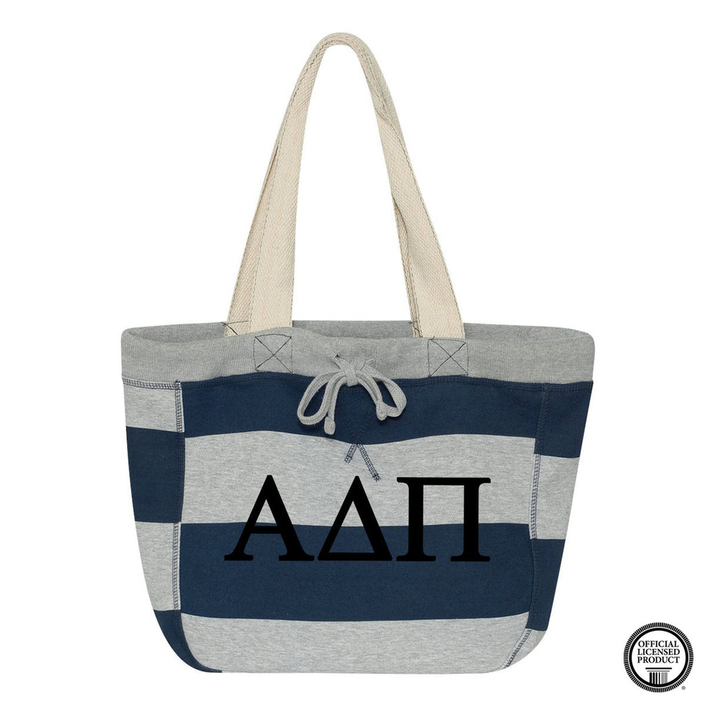 Alpha Delta Pi Beachcomber Bag