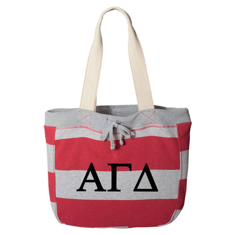 Alpha Gamma Delta Beachcomber Bag