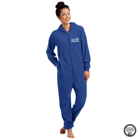 Alpha Omega Epsilon Fleece Lounger