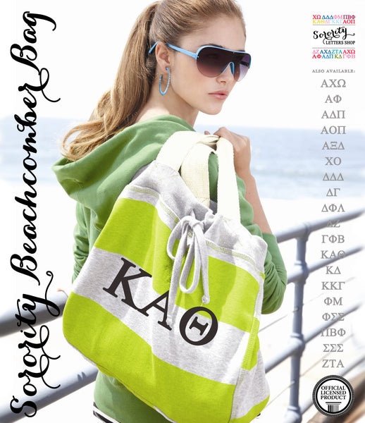 Alpha Epsilon Phi Beachcomber Bag