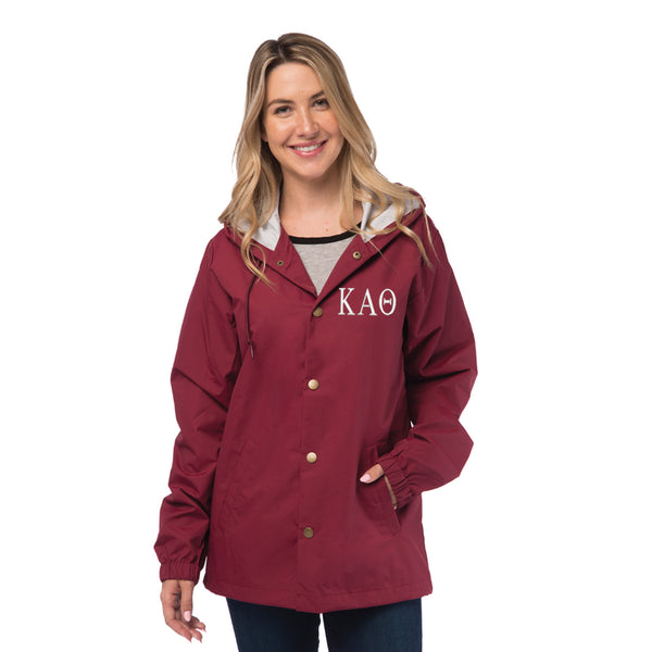 Kappa Alpha Theta Coaches Jacket