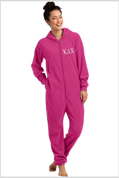 Kappa Delta Chi Fleece Lounger