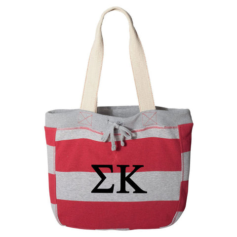 Sigma Kappa Beachcomber Bag