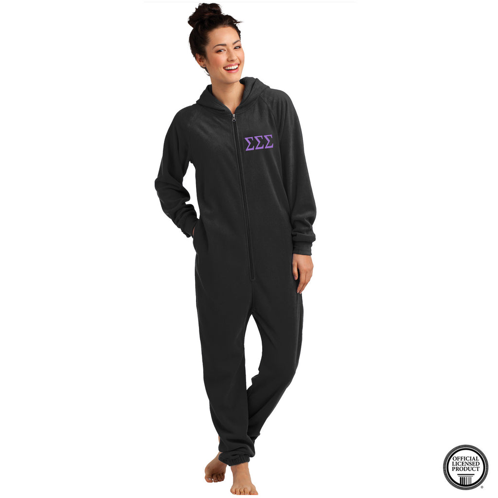 Sigma Sigma Sigma Fleece Lounger