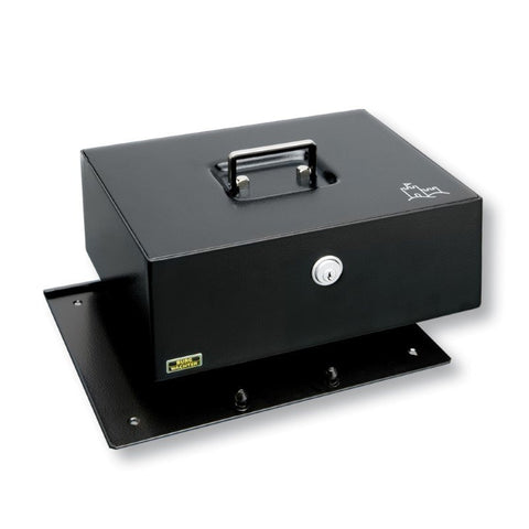 Burg Wachter Cash Box with Lock Down Base Plate