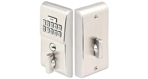Emtek Modern Deadbolt Lockset