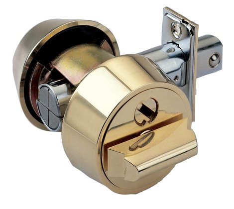 Mul-T-Lock Key Captive Deadbolt Grade 1