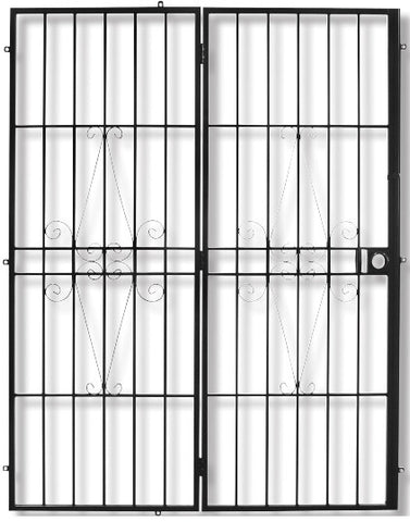 KnightGuard Swinging Patio Security Door