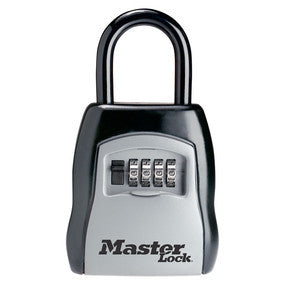 Master Lock Combination Portable Lock Box