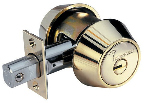 Mul-T-Lock High Security Double Cylinder Deadbolt Grade 1