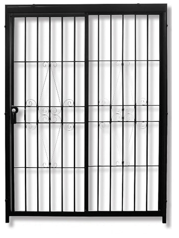 Sentinel Sliding Patio Security Door