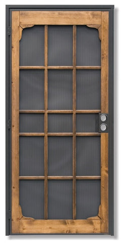 Woodguard Security Door