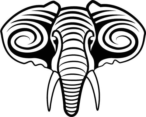 Animal Decals Vinyl Car Decals And Car Stickers Tagged Tribal