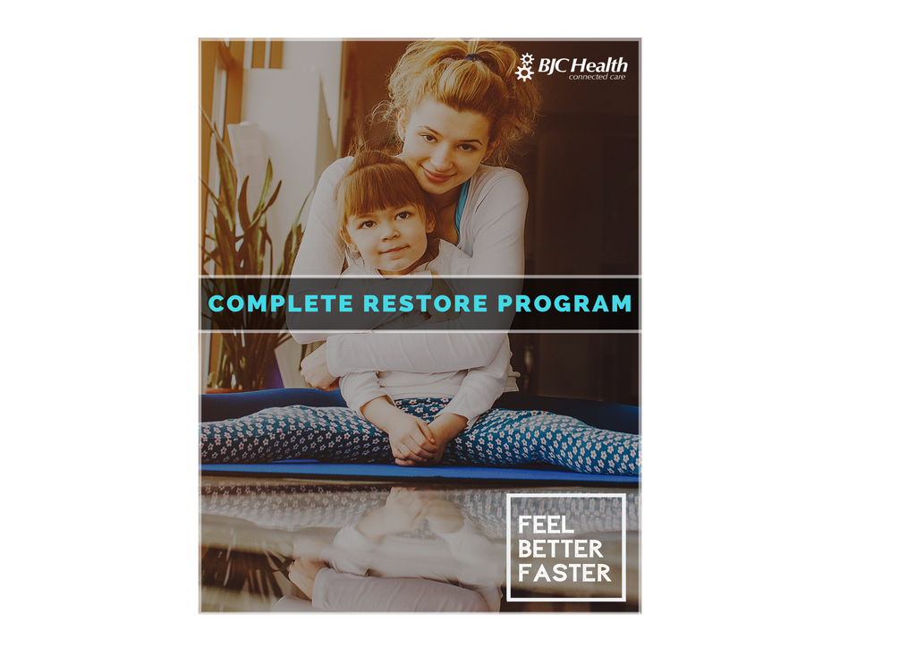 The Complete Restore Program
