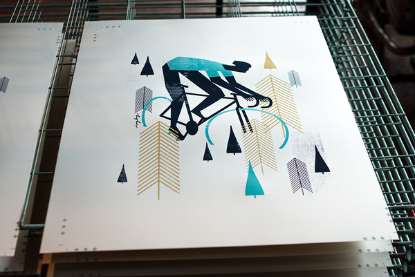 Keith Negley Limited Edition Poster