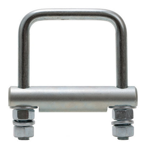 Cross Clamp - no rattle hitch lock