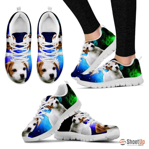 Jack Russell Terrier-Dog Shoes For Women-Free Shipping