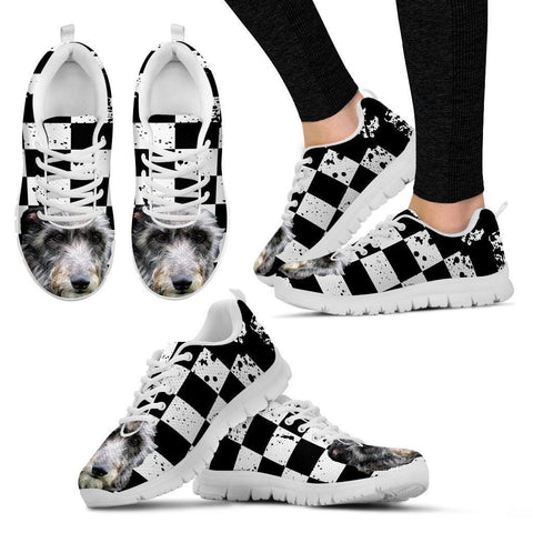 Scottish Deerhound Running Shoes For Women- Free Shipping