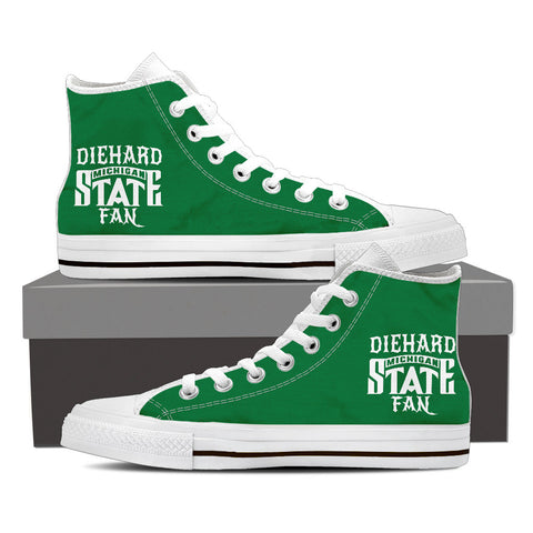 Michigan State Women Hightops