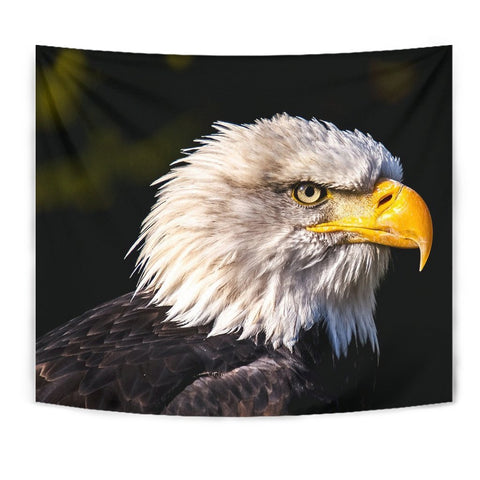 White Tailed Eagle Bird Print Tapestry-Free Shipping