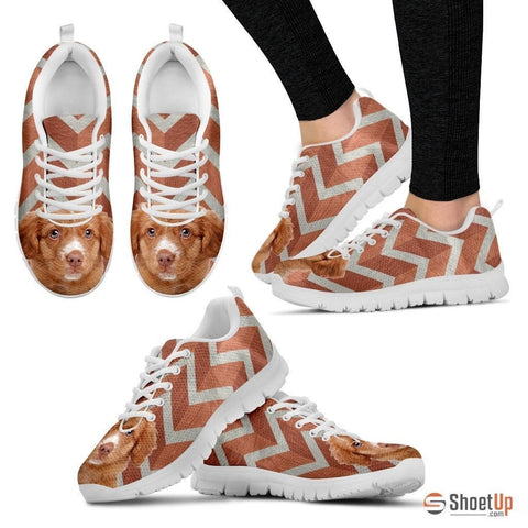 Nova Scotia Duck Tolling Retriever Puppy Running Shoes For Women-Free Shipping