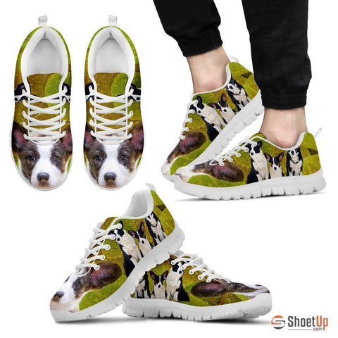 Cardigan Welsh Corgi-Dog Running Shoes For Men-Free Shipping Limited Edition