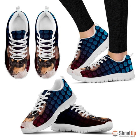 Toy Fox Terrier Dog Running Shoes For Women-Free Shipping