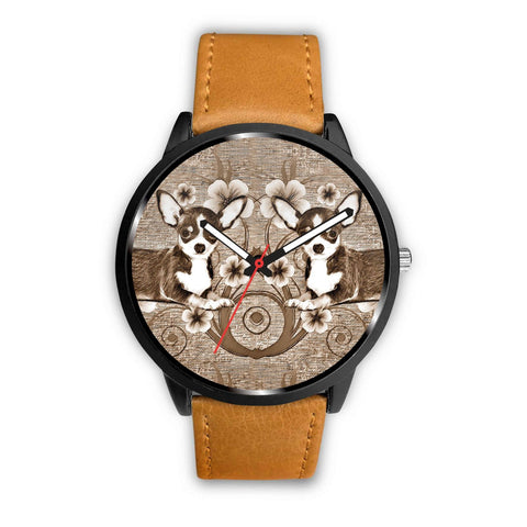 Cute Chihuahua Print Wrist Watch-Free Shipping