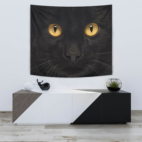 Bombay Cat Print Tapestry-Free Shipping