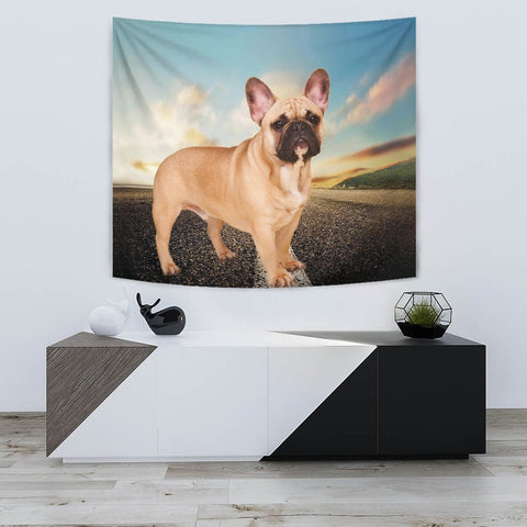 Amazing French Bulldog Print Tapestry-Free Shipping