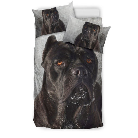 Cane Corso Print Bedding Set- Free Shipping