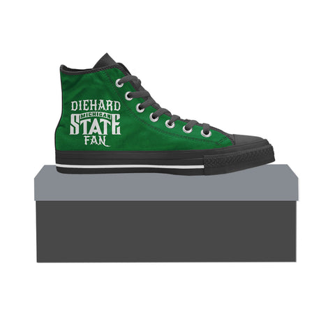 Michigan State Men Hightops