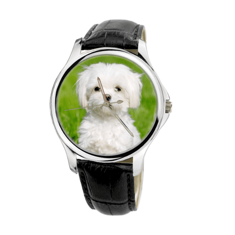 Maltese Unisex Wrist Watch - Free Shipping