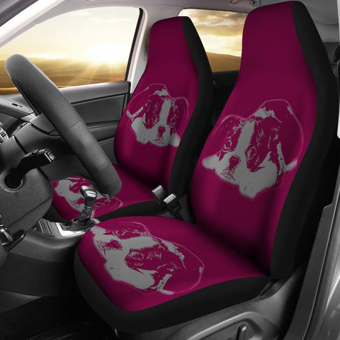 Amazing Boston Terrier Print Car Seat Covers-Free Shipping