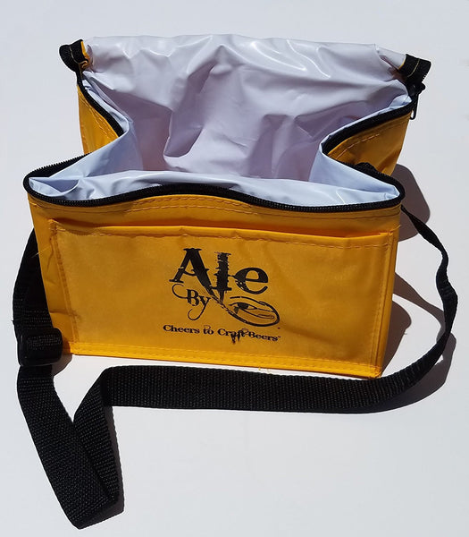 Six Pack Cooler Insulated by AleByI