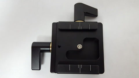 Arca Compatible Right Angle Dual Clamp (F9131)