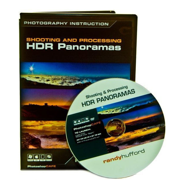 Course - DVD Shooting And Processing HDR Panoramas (DVD-RH-HDRP)