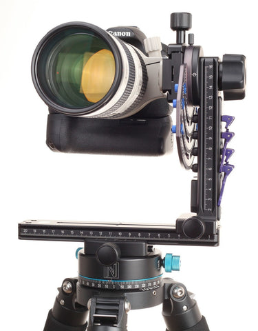 High Resolution Photography Panoramic Tripod Head M2 Giga No Rotator (F9005)