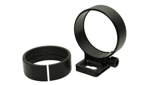 Lens Ring Clamp - Lens Ring For Peleng 8mm Canon Mount (F6206)