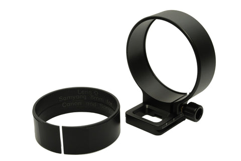 Lens Ring Clamp - Lens Ring For Samyang 8mm Canon And Sony Mount (F6209)