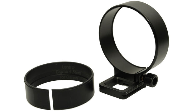 Lens Ring Clamp - Lens Ring For Sigma 4.5mm Canon Mount (F6213)