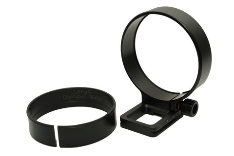 Lens Ring Clamp - Lens Ring For Zuiko Olympus 8mm F3.5 (F6219)