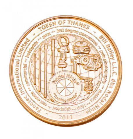 Merchandise - 2011 Coin Token (M2011)