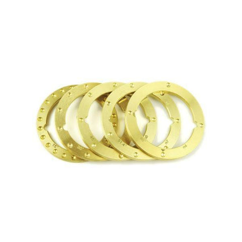 NN4/5 Accessory - NN4/5 Reversible Brass Detent Rings (NN4-5RING)